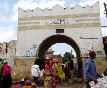 Walled city of Harar