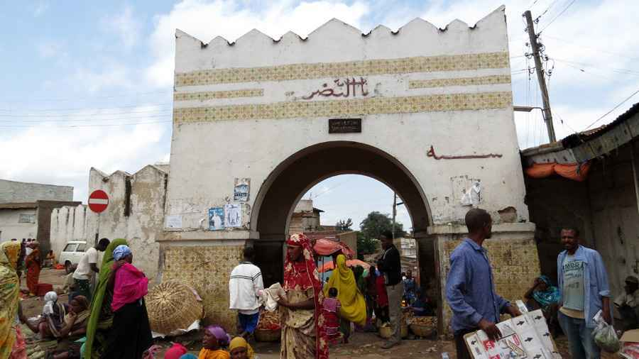 Walled city of Harar