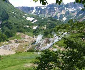 Valley of the Geysers (2)