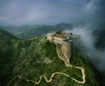 Citadelle Laferriere Haiti