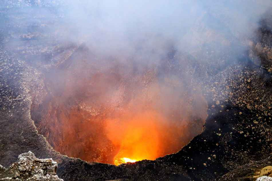 Masay Volcano, Nicaragua