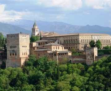 Al Hambra Palace, Granada