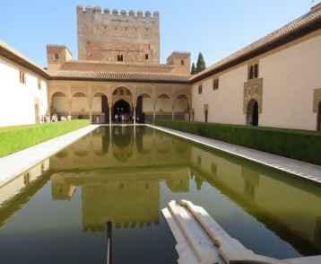 Al Hambra pond