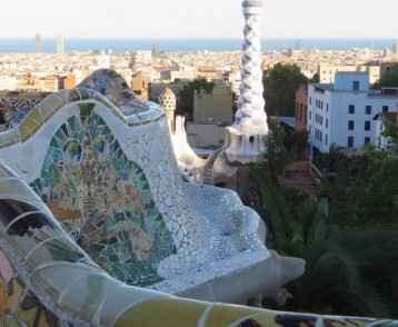Guell Park Barcelona