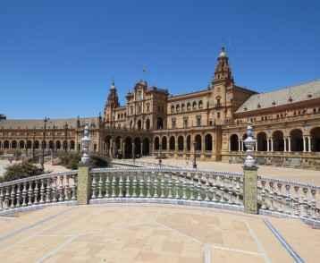 Plaza, Seville