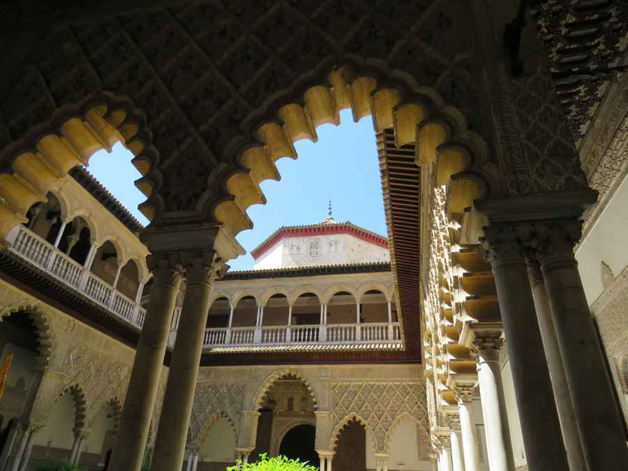 Royal Alcazar, Seville