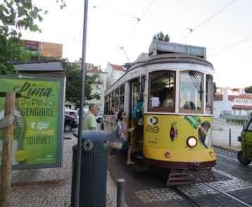 Tram Lisbon 2