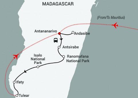 Essential Madagascar Map - web