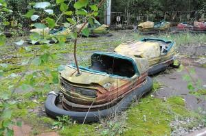 Dodgem cars-Pripyat, Ukraine-lores