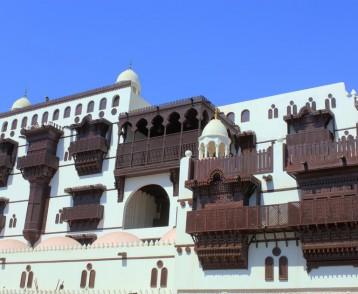 Details of Jeddah Old Mosque