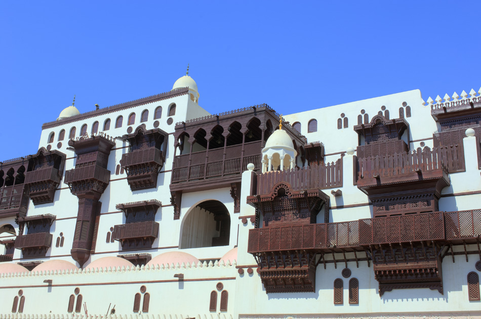 Details of Jeddah Old Mosque