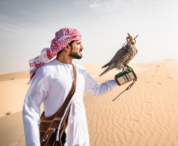 Saudi Arabia Falconer-web