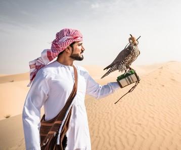 Saudi Arabia Falconer-web