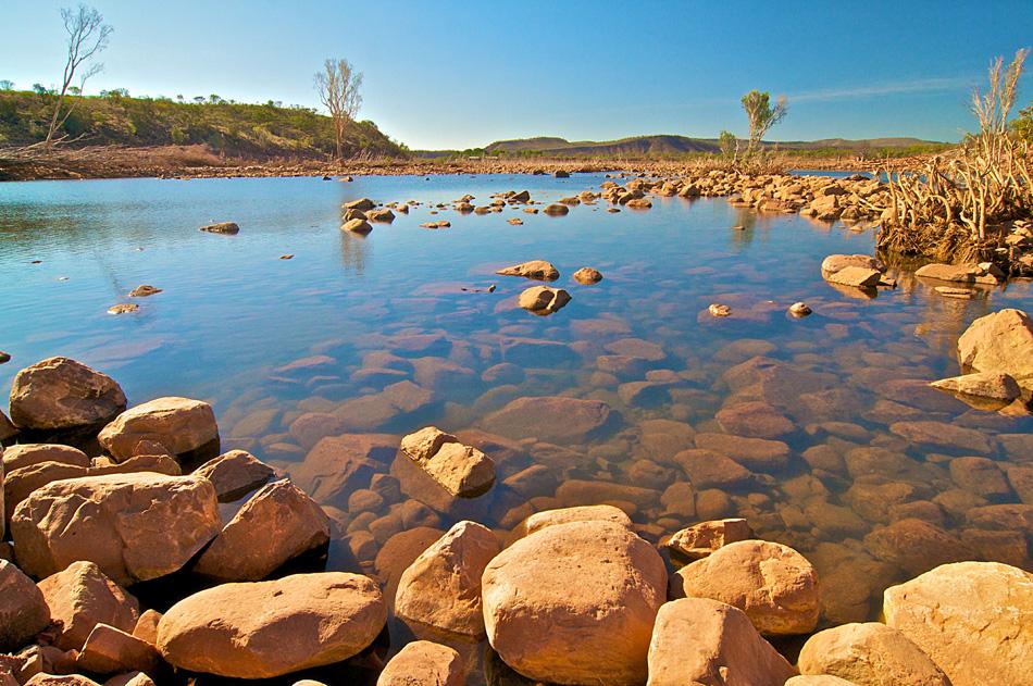 El Questro Pentecost River