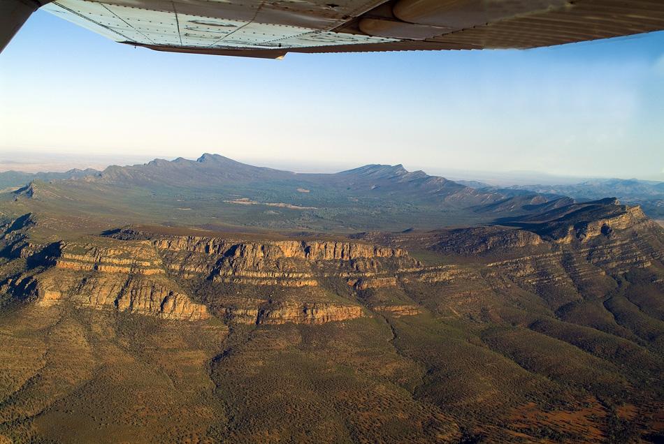 Australia, SA, Flinders Range 4927