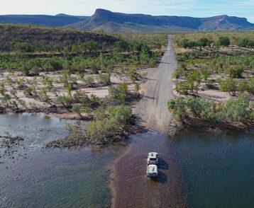 The Kimberleys Region - Gibb River Road, NW Western Australia