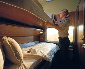 Gold Class cabin