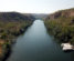 Panoramic view over Katherine river and Katherine Gorge in Nitmi